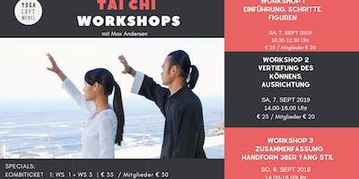 WORKSHOP TAI CHI SEPT 2019