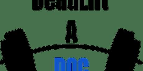 Deadlift a Doc tickets