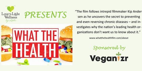 SCREENING: 'What the Health' tickets