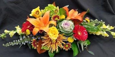 Blossoms & Brunch Fall Centerpiece Petal Party®