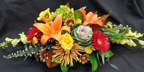 Blossoms & Brunch Fall Centerpiece Petal Party® tickets