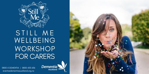 Still Me Wellbeing Workshop with Louise Thompson