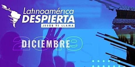 Latinoamérica Despierta(Jesús te llama) entradas