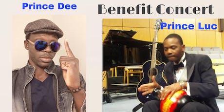 Benefit Concert (Gaithersburg, MD) tickets