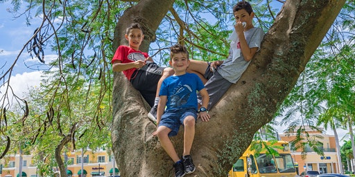 Family Day at ArtsPark Hollywood presented by Joe DiMaggio Children's Hospital