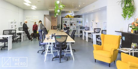 Herd Coworking - Free Coworking Day & Morning Tea tickets