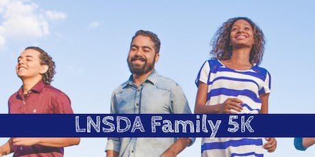 LNSDA Family 5K with Pancake Breakfast tickets