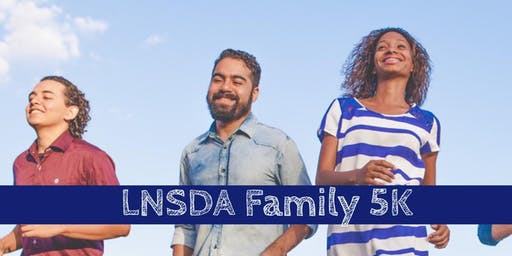 LNSDA Family 5K with Pancake Breakfast