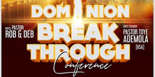 Dominion Breakthrough Conference