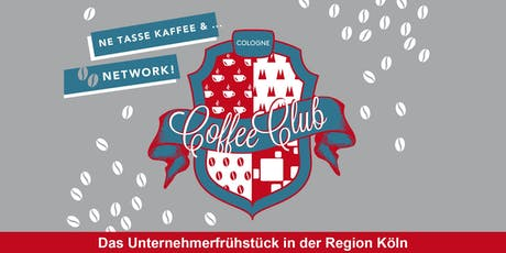 Coffee Club Cologne in Bergisch Gladbach Tickets