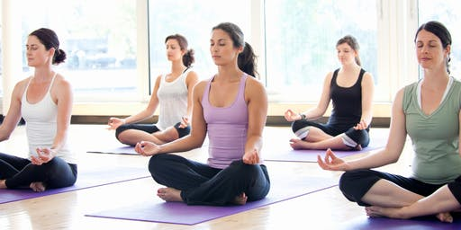 Family Yoga and Meditation for Kids & Adults Saturday August 17