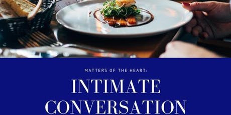 Matters Of The Heart: Intimate Conversations tickets