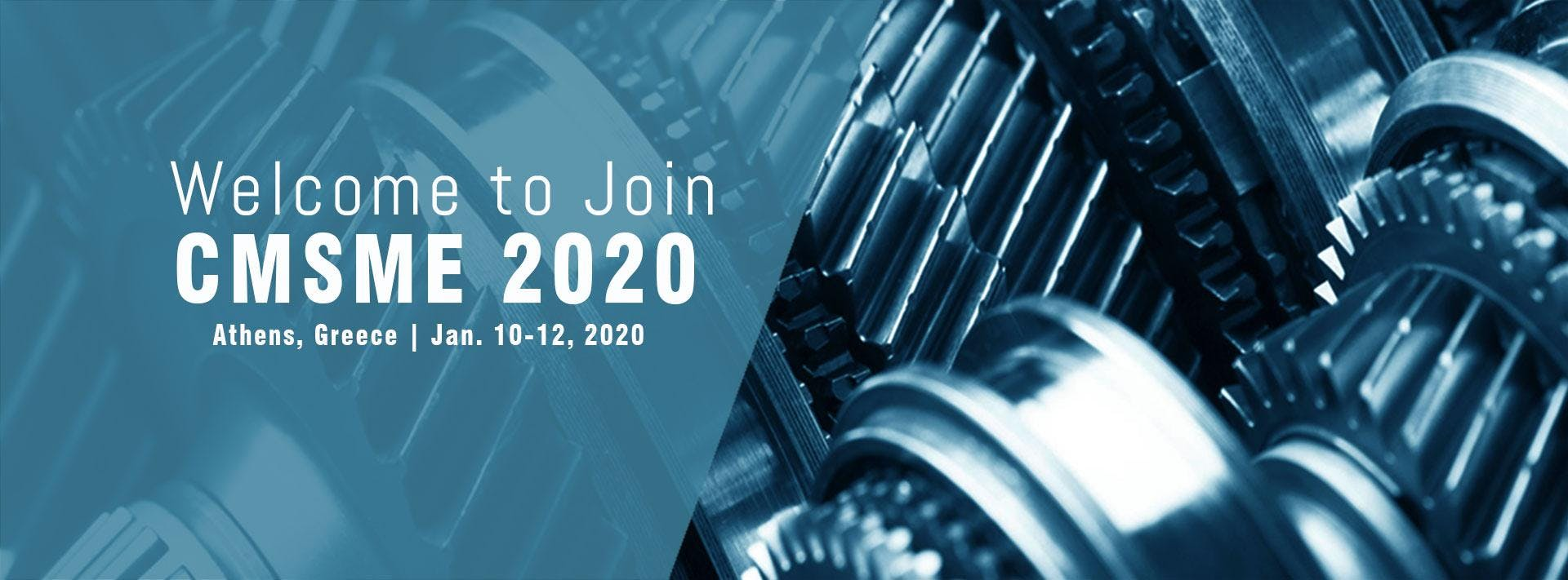 2020 3rd International Joint Conference on Materials Science and Mechanical Engineering(CMSME 2020)