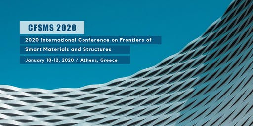 2020 International Conference on Frontiers of Smart Materials and Structures (CFSMS 2020)