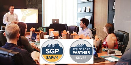 SAFe® 4.6 for Government (SGP®) Certification from Scaled Agile - Ottawa tickets