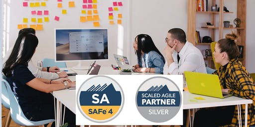 Scaled Agile Leading SAFe® with SA Certification- Colorado Springs Aug29-30