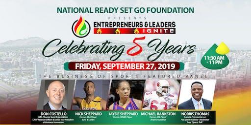 Entrepreneurs & Leaders Ignite Ready Set Go Foundation