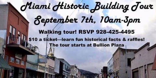 Miami, AZ Historic Building Walking Tour