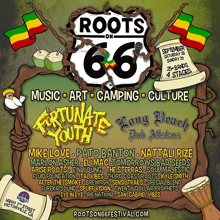 Roots on 66 Festival image