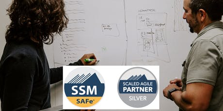 SAFe® 4.6 Scrum Master (SSM®) Certification from Scaled Agile - Toronto tickets