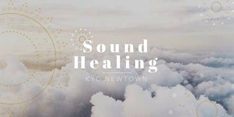 Sound Healing - KYC Newtown tickets