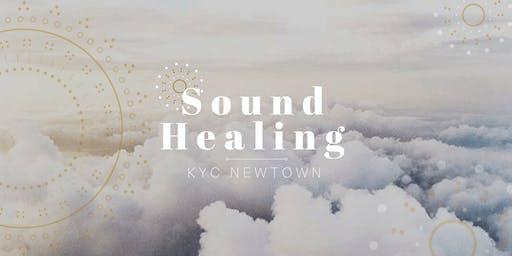 Sound Healing - KYC Newtown