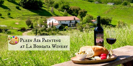 Plein Air Painting Class tickets