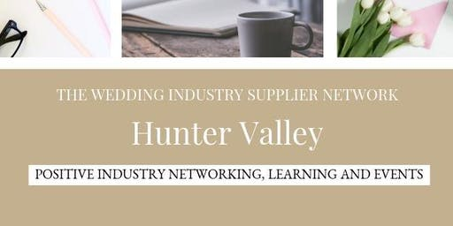 The Wedding Industry Supplier Networking Events HUNTER VALLEY