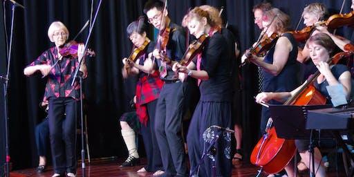 Perth Scottish Fiddlers concert: Music and Mayhem