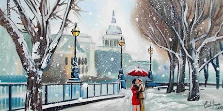 Paint Winter! Holborn tickets