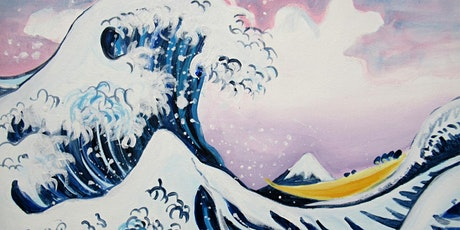 Paint The Great Wave! tickets