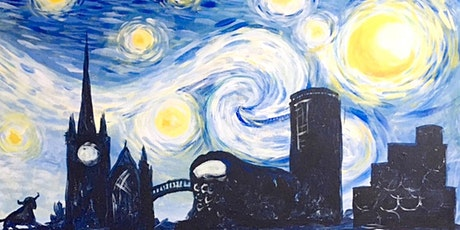 Paint Starry Night Over Birmingham! tickets