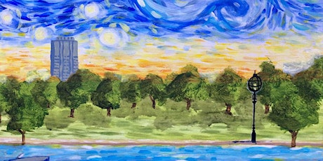Paint Starry Night Over Hyde Park! Holborn tickets