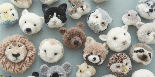Pom Pom Animal making
