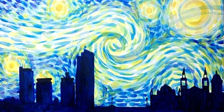 Paint Starry Night Over Leeds! tickets