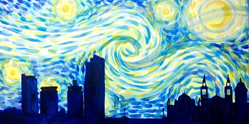 Paint Starry Night Over Leeds!