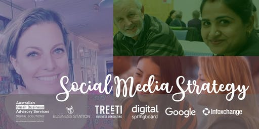 Digital Springboard: Social Media Strategy [Darwin]