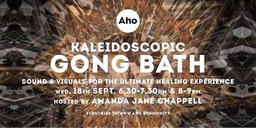 Kaleidoscopic Gong Bath