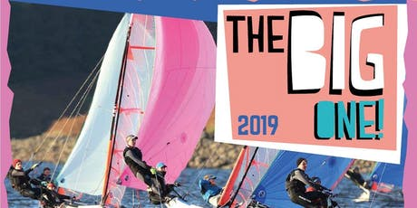 North East Regional Youth Championships - The Big One! 2019 (Double Hander Entry) tickets