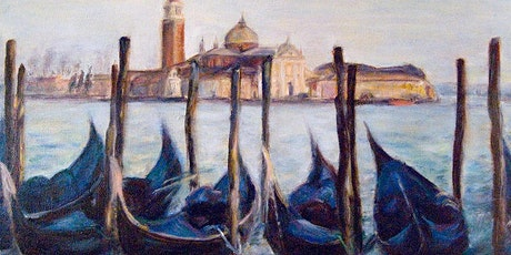 CANCELLED Paint Venice! London tickets