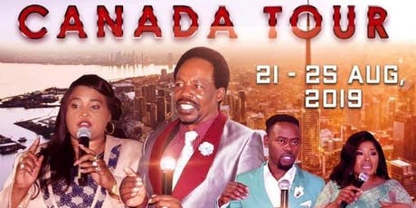 Charis Missionary Church Canada Tour tickets