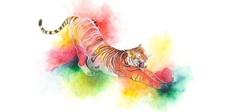 Paint The Tiger! + Pasta + Pizza + Prosecco! tickets