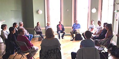 Free Mindfulness Drop-In for Beginners and Experienced - Weds 16th Oct