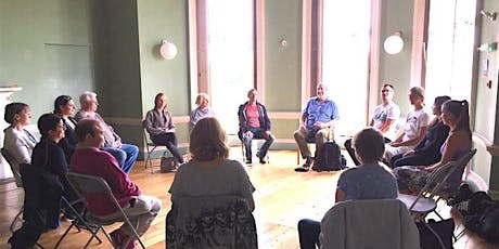 Free Mindfulness Drop-In for Beginners and Experienced - Weds 16th Oct tickets