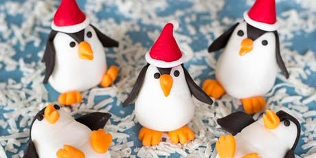 All Ages: Penguins & Polar Bears Cupcake Decorating tickets