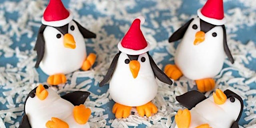 All Ages: Penguins & Polar Bears Cupcake Decorating