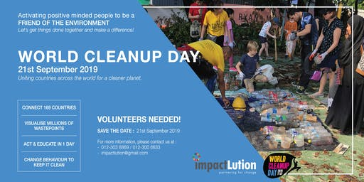 World Cleanup Day 2019 - Malaysia