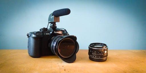 (Mo-Fr/So) Videoworkshop für Anfänger & Interessierte am Bsp. Eventdoku