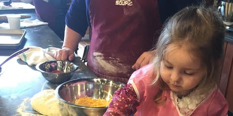 All Ages Pizza Class! tickets