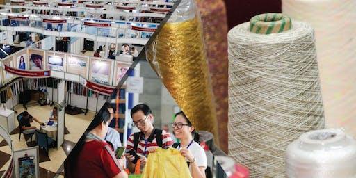 16th Dhaka International Yarn & Fabric Show 2019